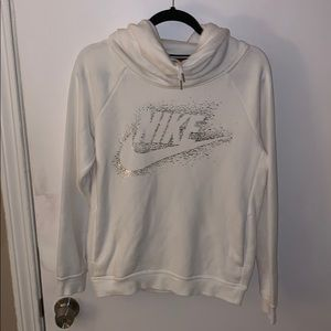 Nike Cowl Neck Hoodie For Sale